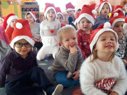 2019-12-06: Odwiedziny Świętego Mikołaja