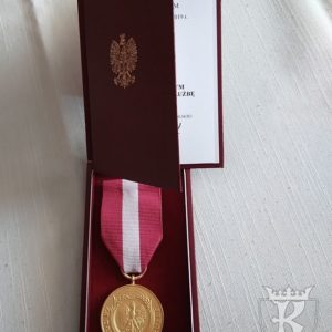 2019-12-06: Medale za Długoletnią Służbę