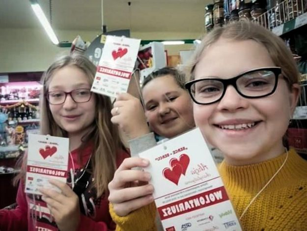 "2019-12-10: Akcja charytatywna ""Serce-Sercu"""
