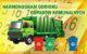 Harmonogram odbioru odpadów komunalnych z terenu Miasta Grybów