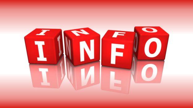 Komunikat/Informacja/Ogłoszenie