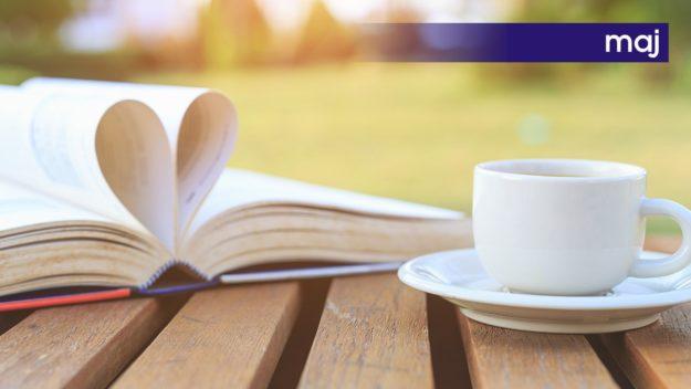 Książki miesiąca: Maj