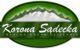 """Logo LGD """"Korona Sądecka"""""""