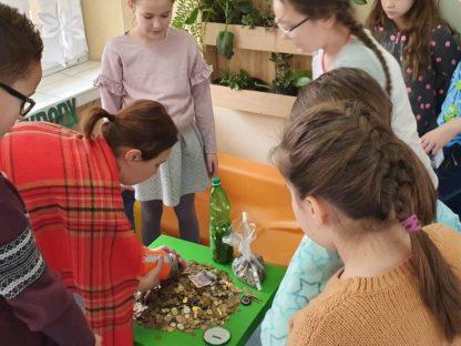 """2020-01-09: Akcja """"Góra grosza"""" wJedynce"""