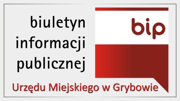 Biuletyn Informacji Publicznej Urzędu Miejskiego w Grybowie