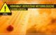 Komunikat pogodowy: Ostrzeżenie meteorologiczne - UPAŁ (II stopień zagrożenia)