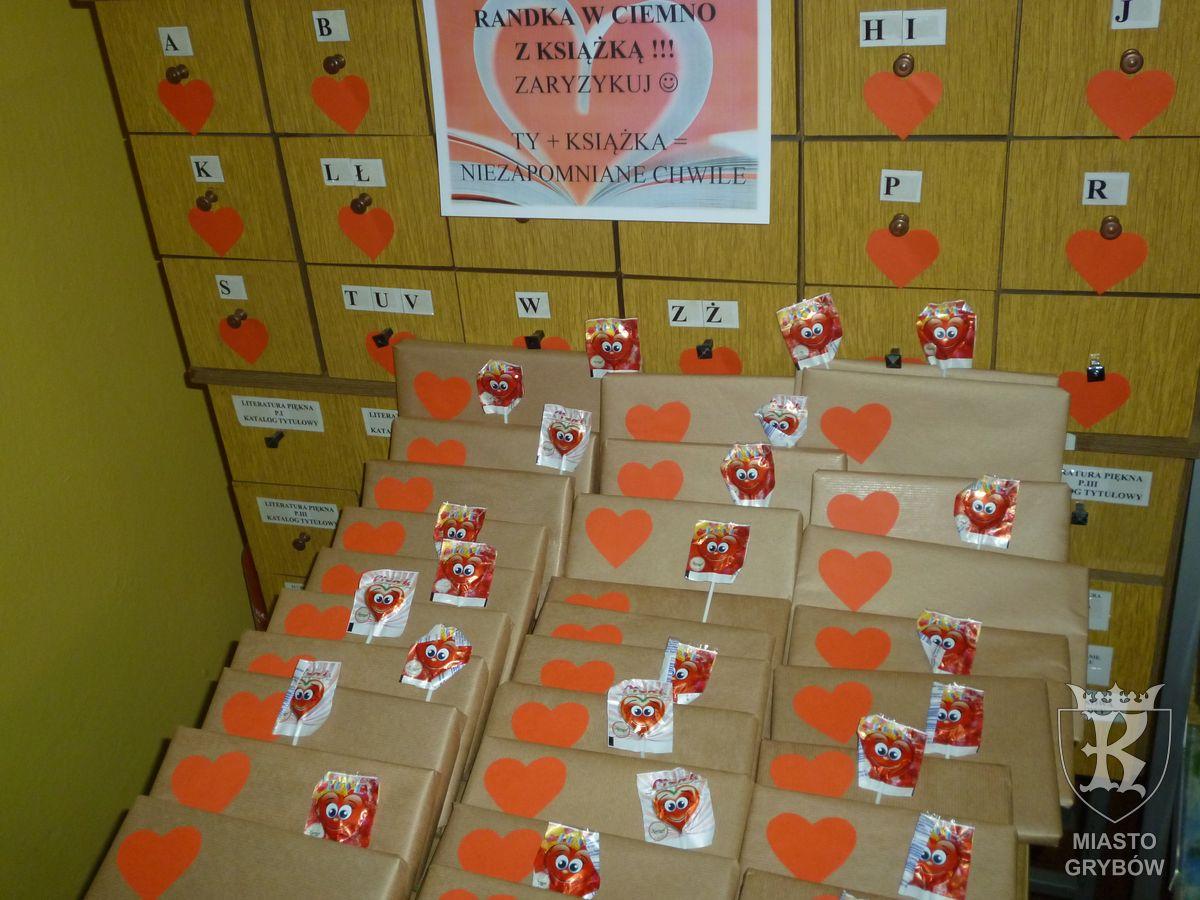 2020-02-14: Walentynki, czyli... randka wciemno zksiążką