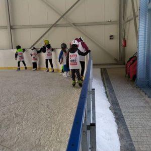 2020-01-27 / 2020-02-07: Ferie 2020 - nauka jazdy na łyżwach