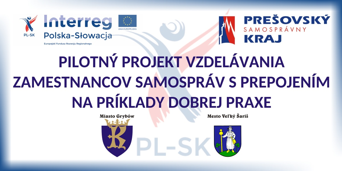 """Projekt """"Pilotný projekt vzdelávania zamestnancov..."""""""