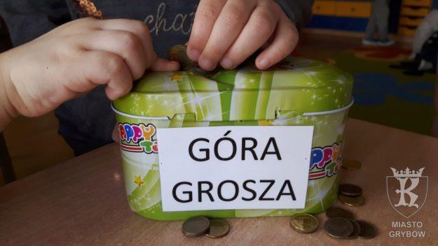 """2020-01-23: Akcja charytatywna """"Góra grosza"""""""