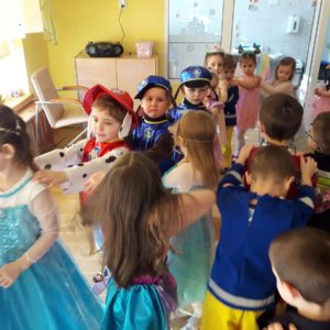 2020-02-13: Zabawa karnawałowa przedszkolaków