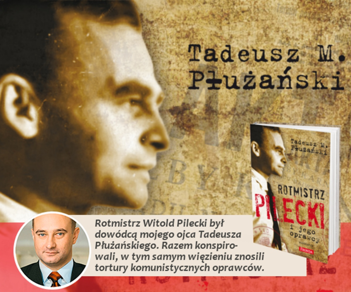 "Lekcja historii ""Rotmistrz Witold Pilecki"""