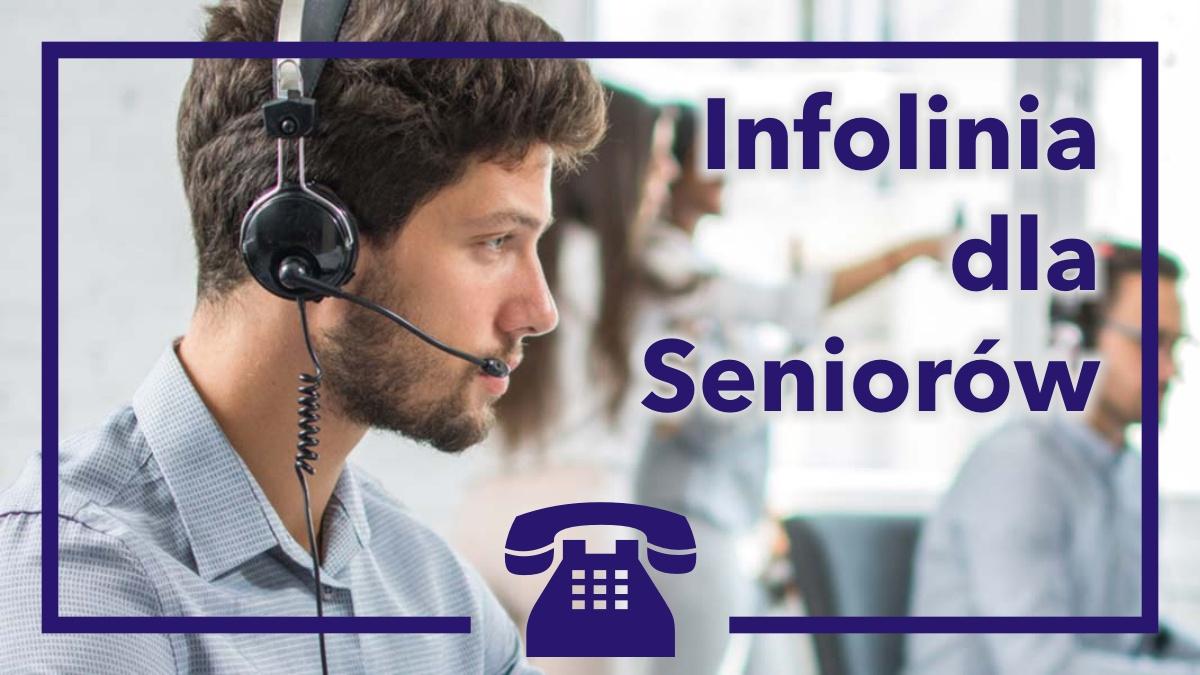 Specjalna infolinia dla seniorów