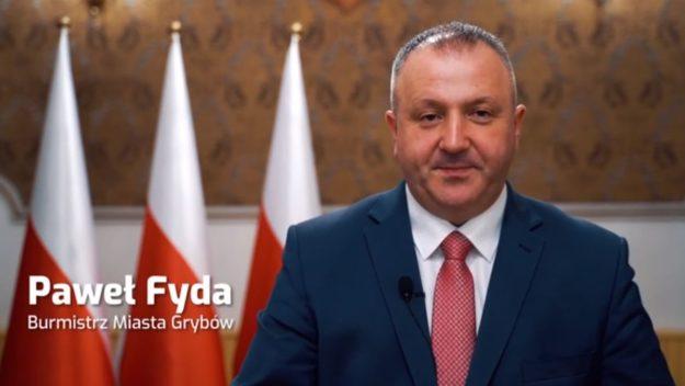 Komunikat Burmistrz Miasta Grybowa w związku z zagrożeniem epidemicznym