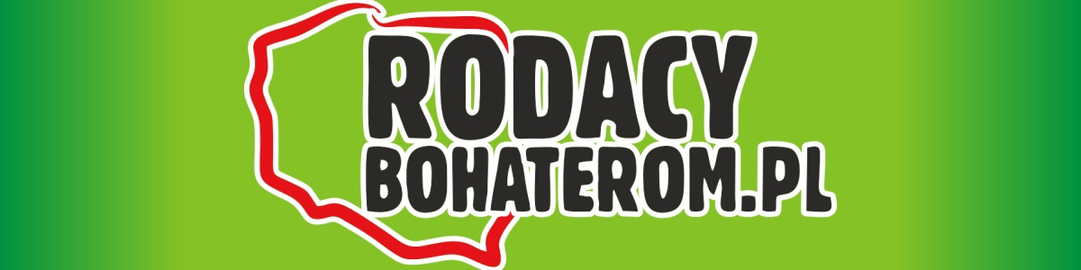 "Baner ""RodacyBohaterom.pl"""