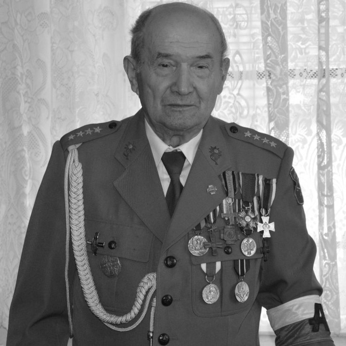 śp. mjr Józef Oleksiewicz