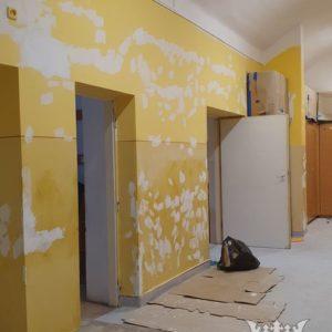 2020-03-12/2020-04-15: Wiosenne remonty w Jedynce