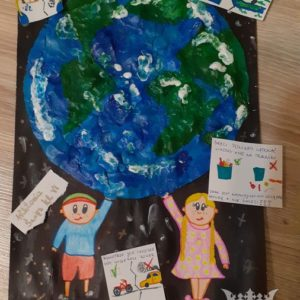"""Wyniki konkursu """"Chrońmy naszą planetę, żeby nam się żyło lepiej"""""""
