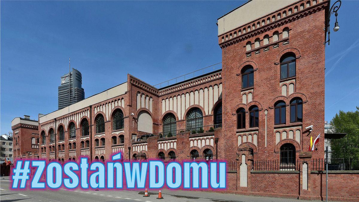 #ZostańwDomu: Muzeum Powstania Warszawskiego zaprasza