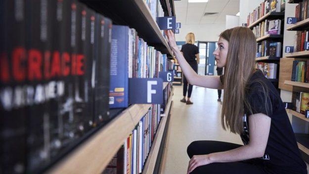 Biblioteka ponownie dostępna dla mieszkańców