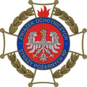 Logo: Związek Ochotniczych Straży Pożarnych RP