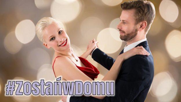 #ZostańwDomu: Uczymy się tańczyć w domu - walc wiedeński
