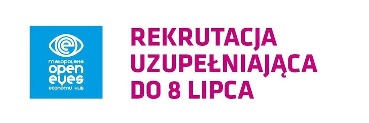 """Zapraszamy nastronę internetową """"Małopolska Open Eyes Economy HUB"""""""