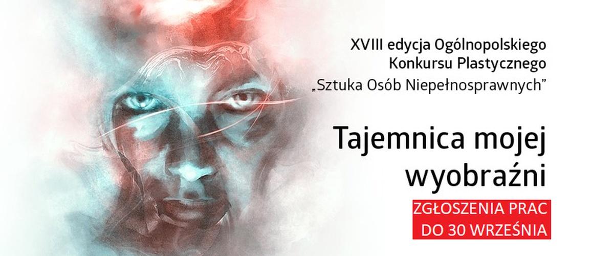 """Konkurs PFRON: """"Tajemnica mojejwyobraźni"""" do30 września"""