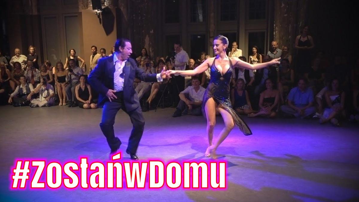 #ZostańwDomu: Uczymy się tańczyć Rock'n'Roll'a