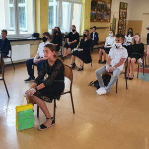 2020-06-26: Zakończenie roku szkolnego w SP1