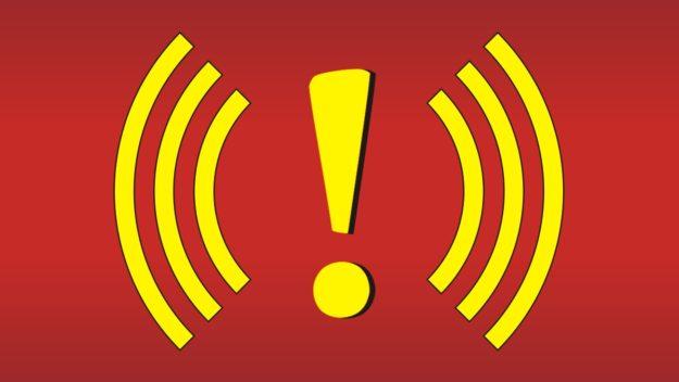 Ważny komunikat (sygnał alarmowy)