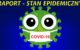 Raport: Stan epidemiczny