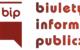 Logo BIP (Biuletyn Informacji Publicznej)